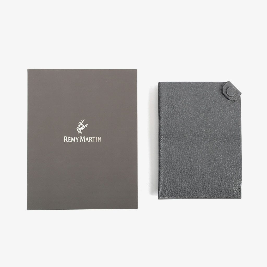 Passport Protector with Top Snap Closure — Rémy Martin