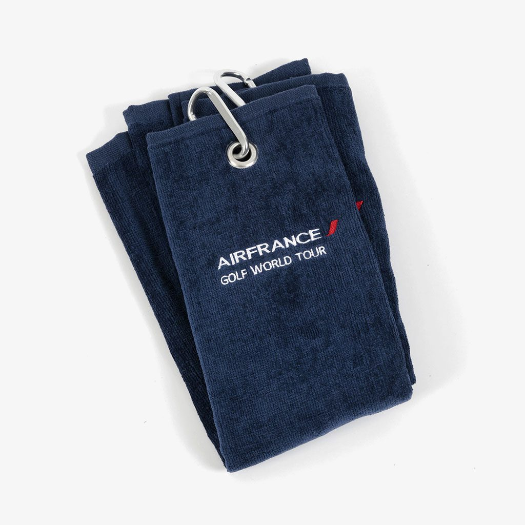 Golf Towel — Air France