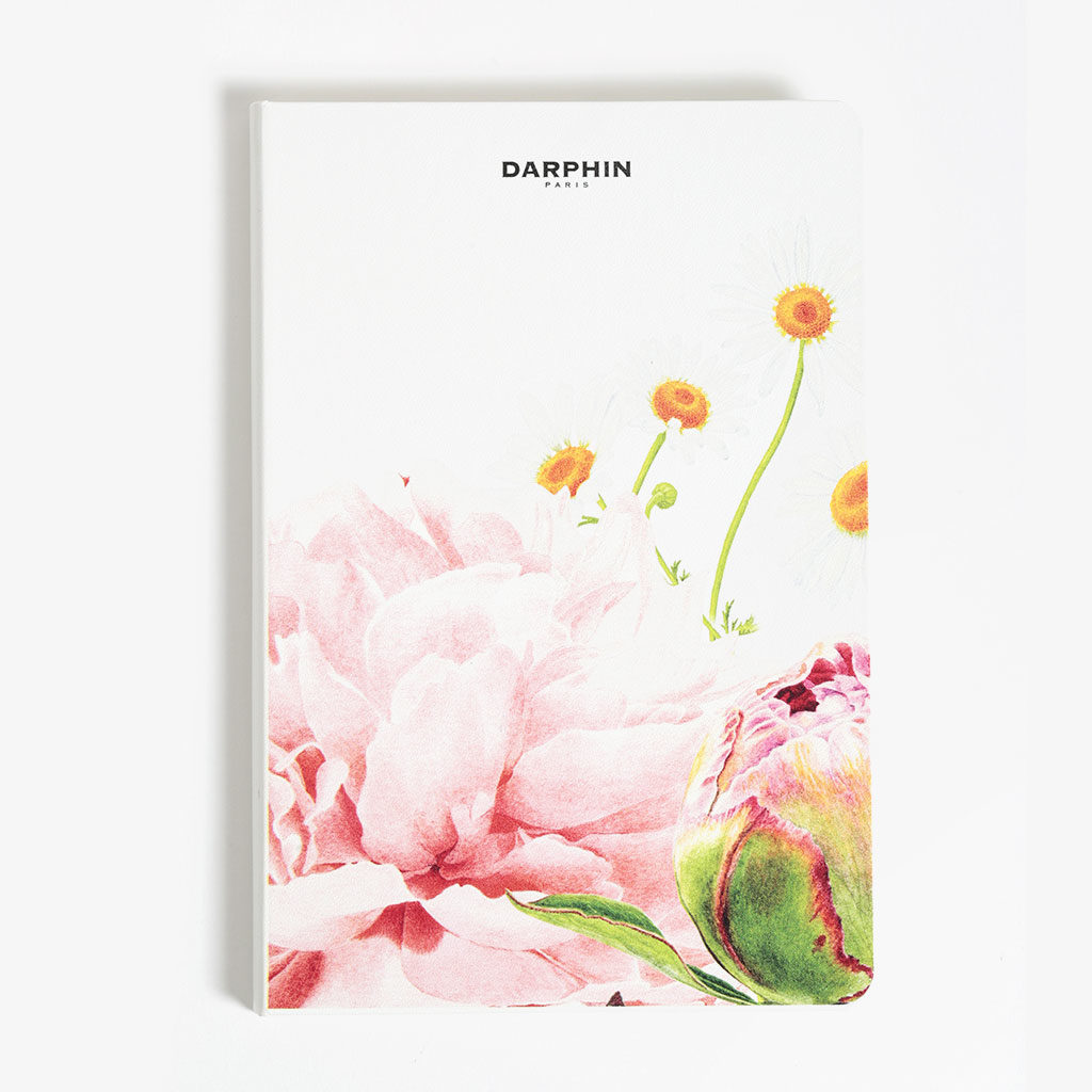 Hardcover Notebook — Darphin