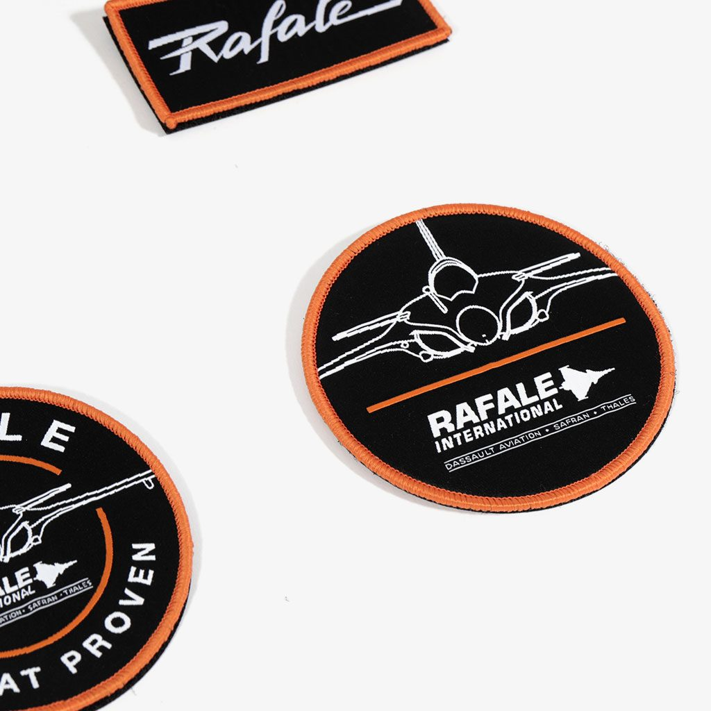 Patches — Rafale International