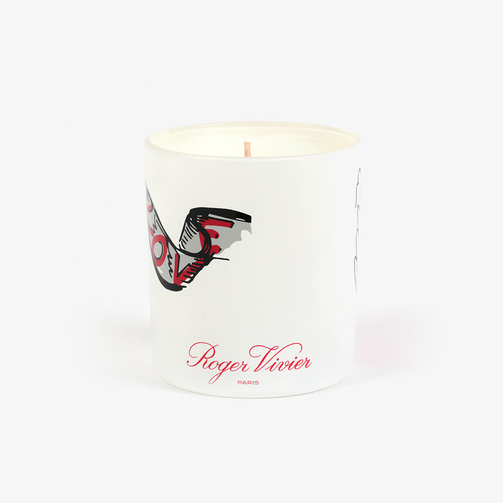 Love Candle — Roger Vivier